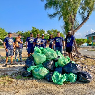 Cayman Turtle Centre celebrates Earth Month