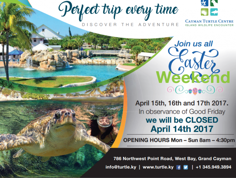 Easter Weekend Specials & Good Friday Park Closure
