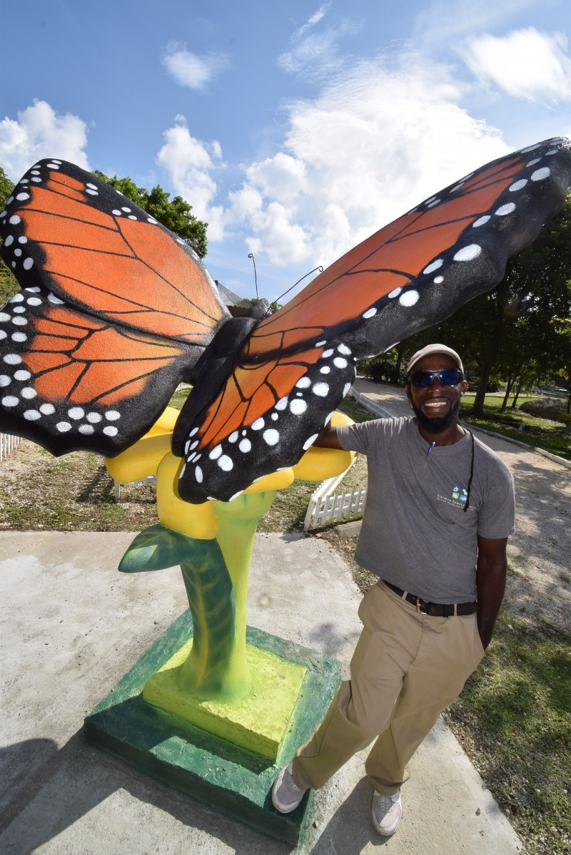 New sculptures are a big hit with visitors
