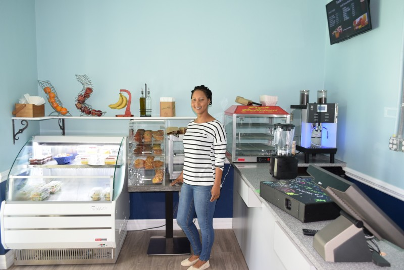 Turtle Nest Café opens to guests